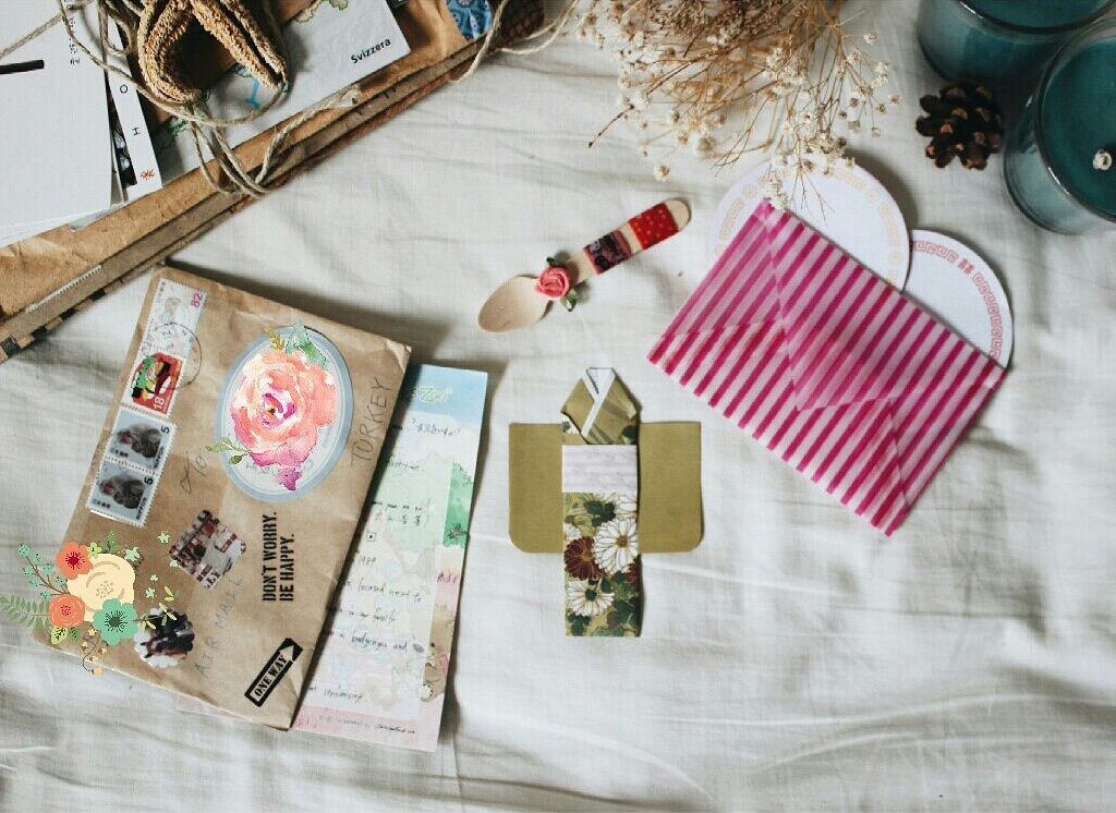 Japonya'dan Mektup Postcrossing